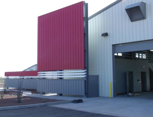 Sun City West Fire Station for Danson Construction