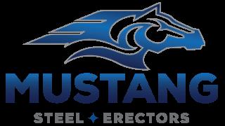 Mustang Steel Erectors Logo